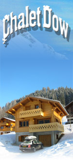self catering family ski holiday chalet france