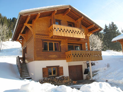 ski accommodation in Portes du Soleil, France